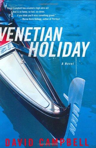 9780312349905: Venetian Holiday: A Novel