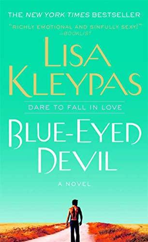 9780312351656: Blue-Eyed Devil: A Novel (The Travis Family)