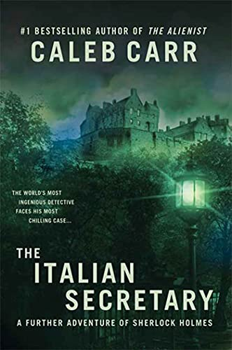 9780312352042: The Italian Secretary: A Further Adventure of Sherlock Holmes