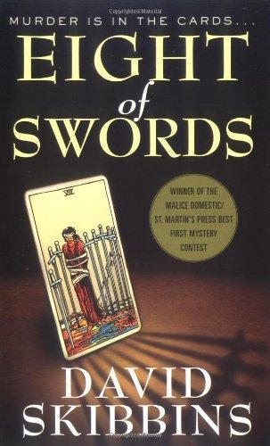 9780312352257: Eight of Swords (Tarot Card Mysteries)