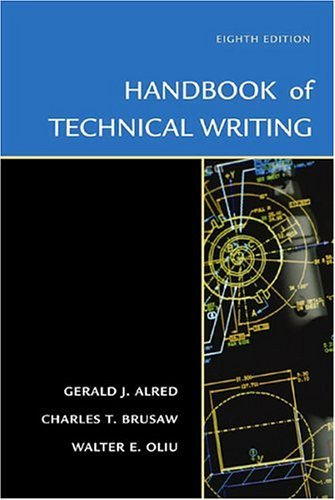 9780312352677: The Handbook of Technical Writing, Eighth Edition