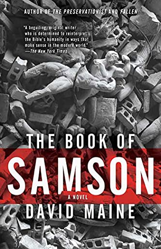 9780312353384: The Book of Samson: A Novel
