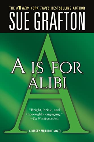 9780312353810: A is for Alibi (Kinsey Millhone Alphabet Mysteries, No. 1)