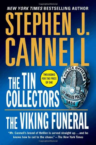 The Tin Collectors; The Viking Funeral (Two Books for the Price of One: Shane Scully Novels): ...