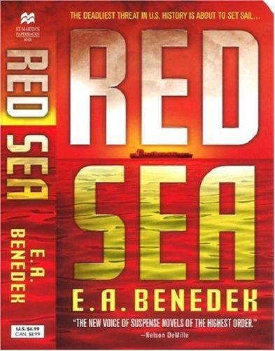 Red Sea: A Novel: Benedek, Emily A.