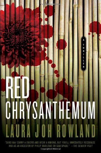 Red Chrysanthemum: Rowland, Laura Joh