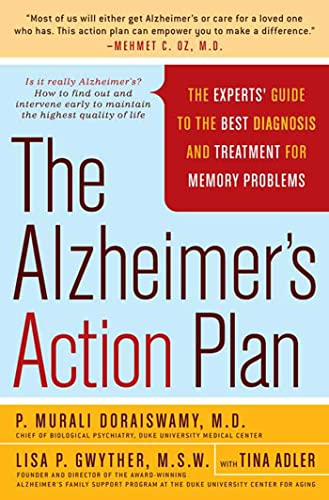 The Alzheimer's Action Plan: The Experts' Guide: P. Murali Doraiswamy