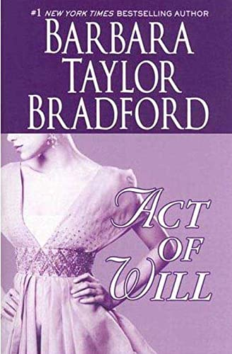 9780312355425: Act of Will