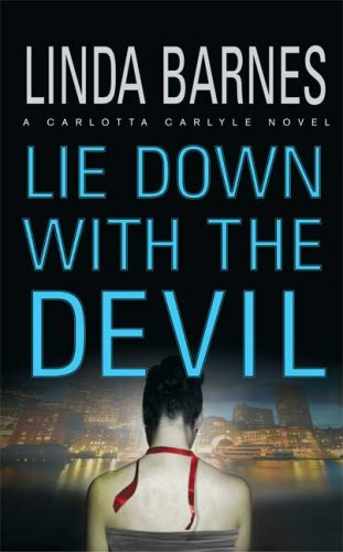 9780312356453: Lie Down with the Devil (Carlotta Carlyle, Book 12)