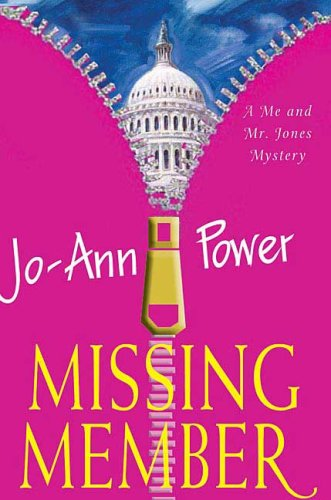 Missing Member: A Me And Mr. Jones Mystery: Power, Jo-Ann