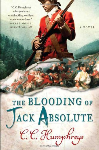 9780312358235: The Blooding of Jack Absolute