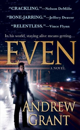 9780312358488: Even (A David Trevellyan Thriller)