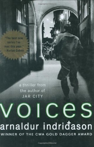 Voices: An Inspector Erlendur Novel: Arnaldur Indridason; Bernard Scudder [Translator]