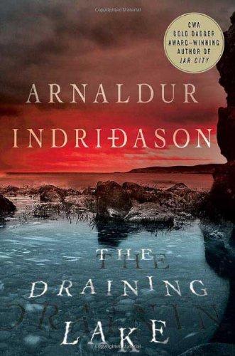 9780312358730: The Draining Lake: An Inspector Erlendur Novel (An Inspector Erlendur Series)