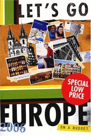 9780312359058: Let's Go 2006 Europe (Let's Go Travel Guides)