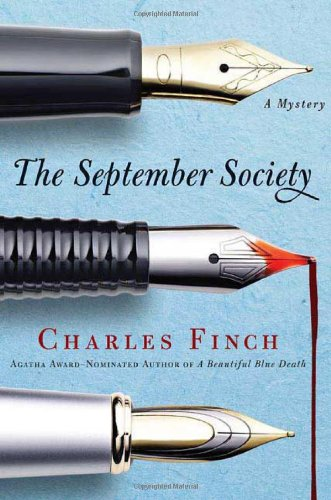 9780312359782: The September Society (Charles Lenox Mysteries)