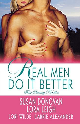 9780312359799: Real Men Do It Better