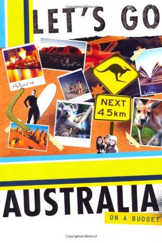 9780312360863: Let's Go Australia 9th Edition
