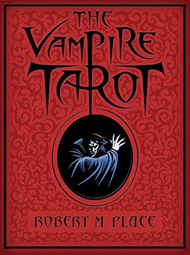 9780312361624: The Vampire Tarot [With Paperback Book]
