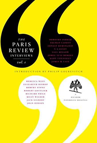 9780312361754: The Paris Review Interview: Volume 1 (Paris Review Interviews)