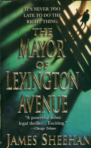 9780312362881: The Mayor of Lexington Avenue