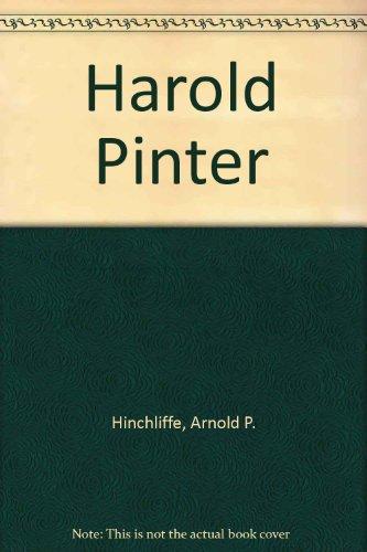 9780312363307: Harold Pinter
