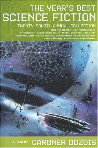 9780312363345: The Year's Best Science Fiction: Twenty-Fourth Annual Collection