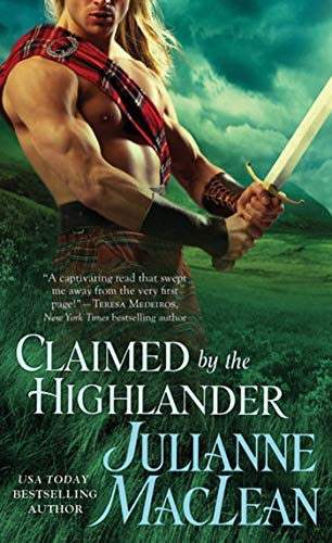 9780312365325: Claimed by the Highlander (St. Martin's Paperbacks Historical Romance)