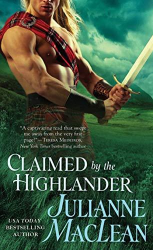 9780312365325: Claimed by the Highlander (The Highlander Series)