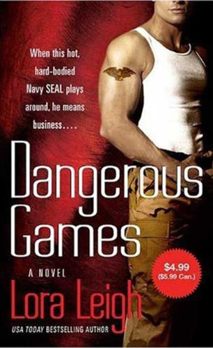 9780312365806: Dangerous Games (Tempting Navy SEALs)