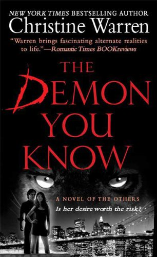 9780312365899: The Demon You Know: A Novel of the Others