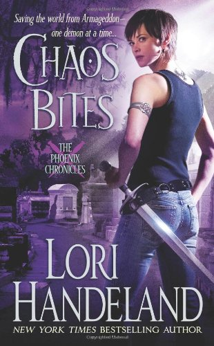 9780312366032: Chaos Bites (Phoenix Chronicles, Book 4)