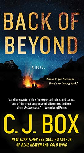 9780312366124: Back of Beyond: A Novel (Cody Hoyt)