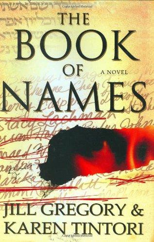 The Book of Names: Gregory, Jill & Tintori, Karen