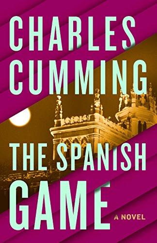 9780312366407: The Spanish Game: A Novel (Alec Milius)