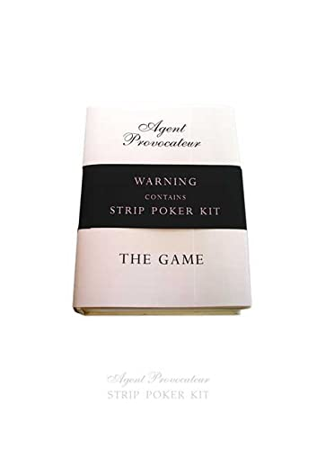 9780312367008: Agent Provocateur: Strip Poker Kit: The Game
