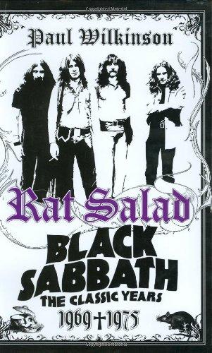 9780312367237: Rat Salad: Black Sabbath, The Classic Years, 1969--1975