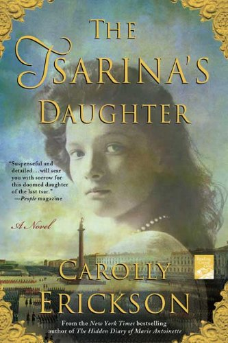 9780312367381: The Tsarina's Daughter