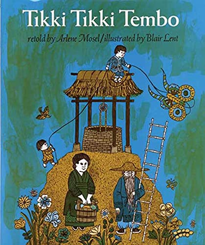 9780312367480: Tikki Tikki Tembo