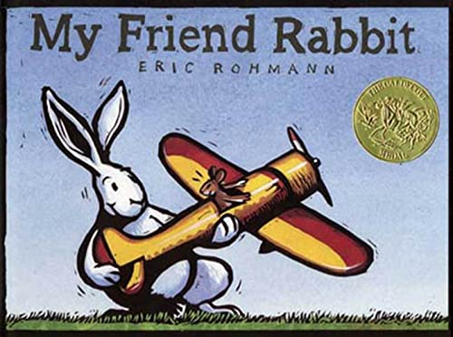 9780312367527: My Friend Rabbit: A Picture Book