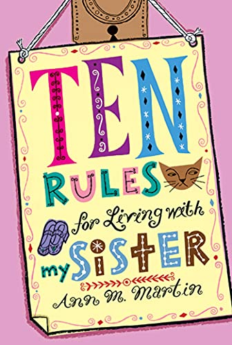 9780312367664: Ten Rules for Living with My Sister