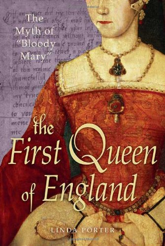 9780312368371: The First Queen of England: The Myth of