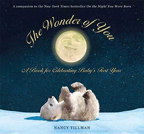 9780312368395: The Wonder of You: A Book for Celebrating Baby's First Year