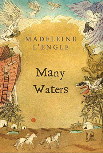 9780312368579: Many Waters (A Wrinkle in Time Quintet)