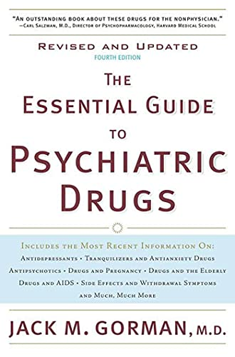 9780312368791: The Essential Guide to Psychiatric Drugs, Revised and Updated