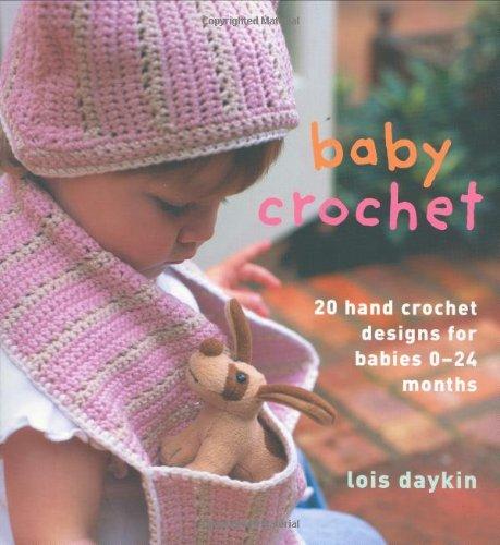 9780312368838: Baby Crochet: 20 Hand-Crochet Designs for Babies 0--24 Months