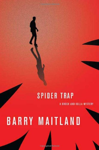 9780312369088: Spider Trap: A Brock and Kolla Mystery (Brock and Kolla Mysteries)