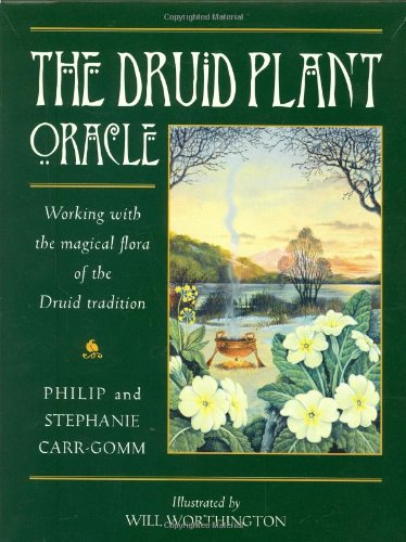 9780312369774: The Druid Plant Oracle: Working with the Magical Flora of the Druid Tradition [With 36 Cards]