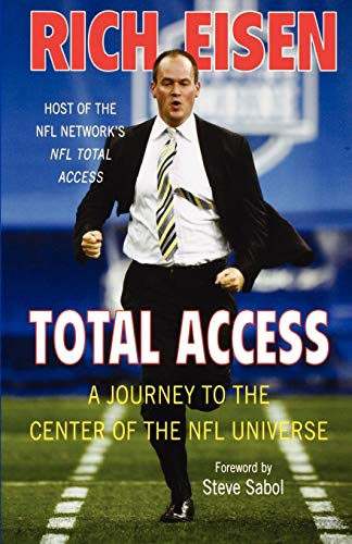 9780312369798: Total Access: A Journey to the Center of the NFL Universe
