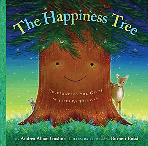 9780312370176: The Happiness Tree: Celebrating the Gifts of Trees We Treasure